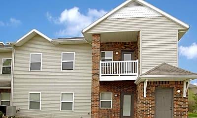 Building, Forest Oaks Apartments, 2