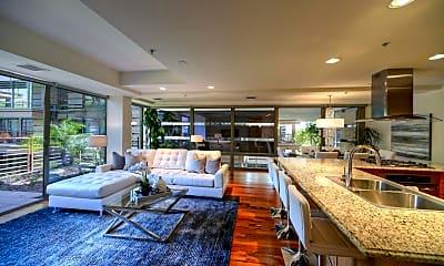 Living Room, 7157 E Rancho Vista Dr 4007, 0