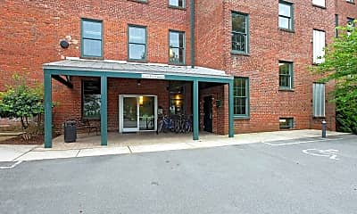 Building, 836 Oak Street Loft, 1