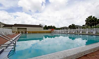 Pool, Belmont Heights Estates, 0