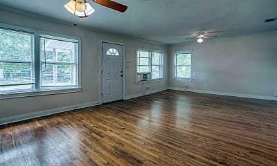 Living Room, 1527 Avenue N, 1