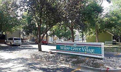 Willow Grove Village, 1