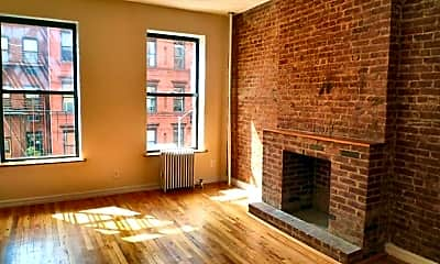 Living Room, 235 East 81st Street, 2