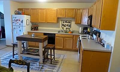 Kitchen, 121 Beach, 2