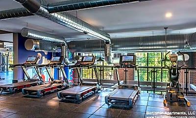 Fitness Weight Room, 72 Flint St, 1