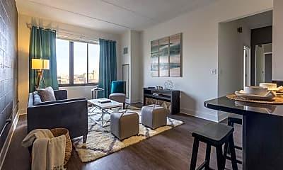 Living Room, 3075 W Grand Blvd, 1