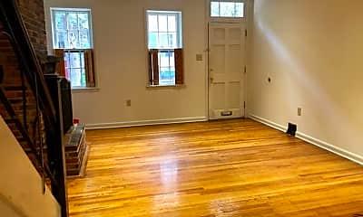 Living Room, 1215 Rodman Street, 1