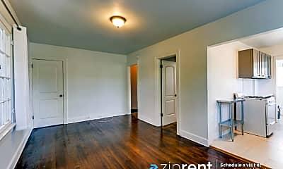 Bedroom, 5504 1/2 Barton Ave, 1