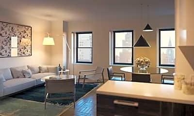 Bedroom, 356 W 34th St, 1