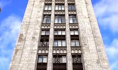 Building, Fyfe Apartments, 0