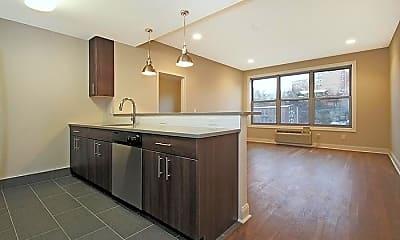 Kitchen, 100 Marshall St 404, 1