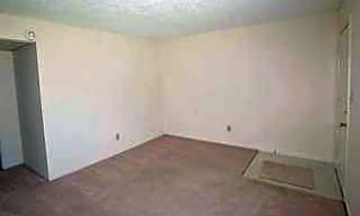 Living Room, Fieldcrest Apartments, 1