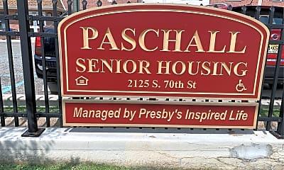 Paschal Senior Housing, 1