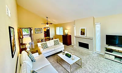 Living Room, 7356 N Via Camello Del Norte 210, 0
