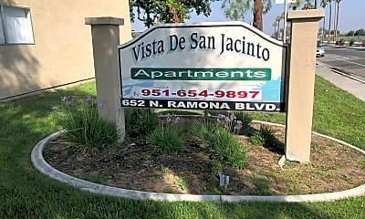Vista De San Jacinto, 1