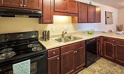 Kitchen, Dove Landing Apartments, 1
