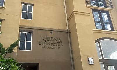 Lorena Heights Apartments, 1