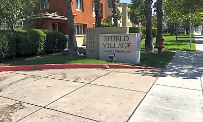 Shield Village Family Townhomes, 1