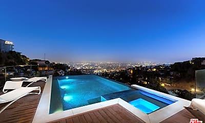 Pool, 1733 Sunset Plaza Dr, 0