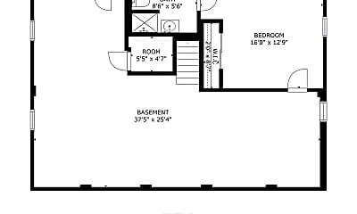 Building, 1317 Fern Forest Dr, 2