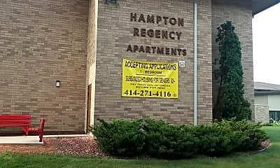 Hampton Regency, 2