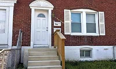 Building, 3804 Fairhaven Ave, 2
