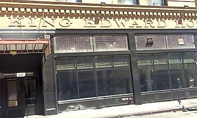 King Edward Hotel, 1