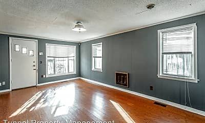 Living Room, 1919 Blackford St, 0