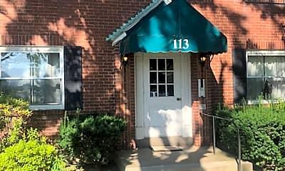 Building, 113 Delafield Rd, 0