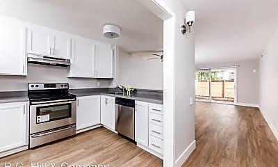 Kitchen, 85 Santa Barbara Road, 1