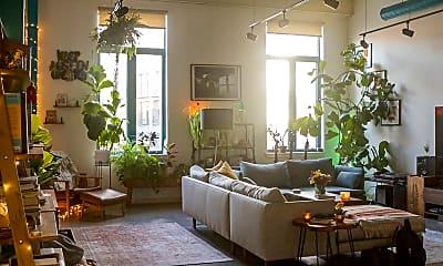 Living Room, 1152 Germantown Ave, 2