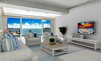 Living Room, 1820 Bay Dr, 0