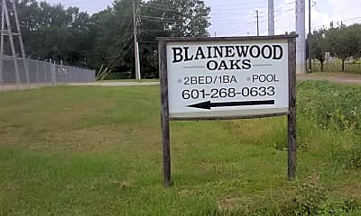 Blainewood Apartments, 1