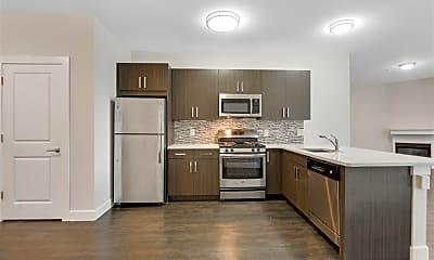 Kitchen, 510 45th St 204, 1