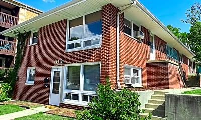 Building, 414 Vine St, 1
