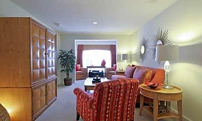 Living Room, Halton Park, 1
