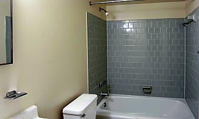 Bathroom, Whetstone Apartments, 2