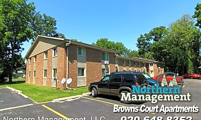 Community Signage, 400 Browns Ct, 0