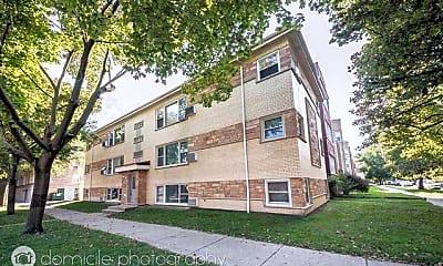 Building, 5020 N Washtenaw Ave, 0