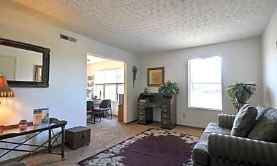 Living Room, Augusta Square, 1
