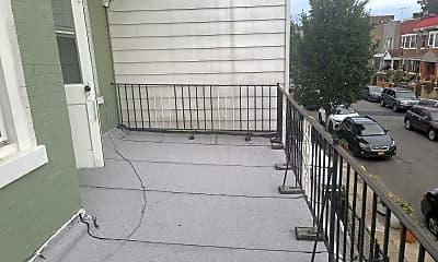 Patio / Deck, 331 E 26th St 2, 2