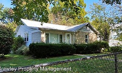 Building, 401 E 19th St, 0