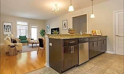 Kitchen, 76 St Pauls Ave 1L, 1