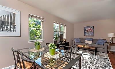Living Room, 1300 High St, 0