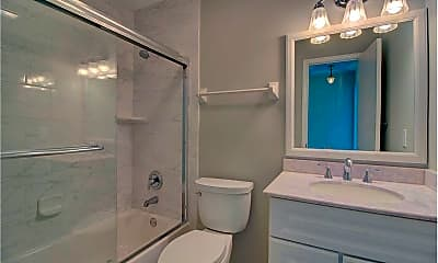 Bathroom, 9928 Royal Palm Blvd, 2