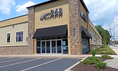 Building, 268 Washington St, 0