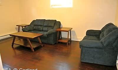Living Room, 41 Prospect Terrace/ 27 Stevenson, 1