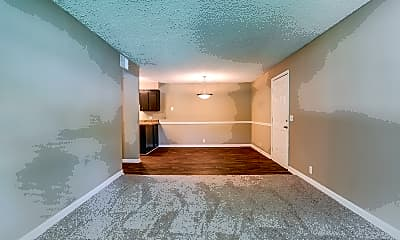 Living Room, Parkview Flats, 1