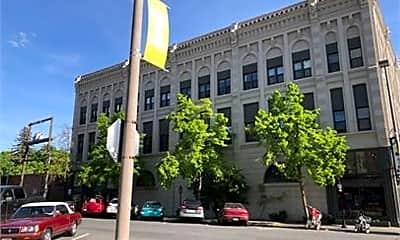 Building, 104 S Main St, 1