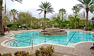 Pool, 6440 Borasco Dr 2508, 1